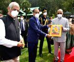 Warm send off to President Kovind in Shimla