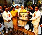 Modi attends closing function of Saibaba samadhi centenary