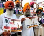 Akali Dal's candle march