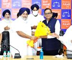 SAD joins hands with BSP for Punjab polls; latter to contest 20 seats (Ld)