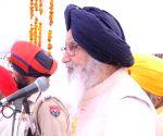 File Photo: Parkash Singh Badal