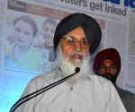 Badal questioned by SIT on sacrilege, firing incidents