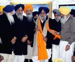 Sukhbir Singh Badal unanimously re-elected SAD President