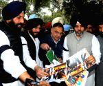 SAD's demonstration against Navjot Singh Sidhu