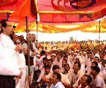 Uddhav Thackeray during a programme