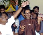 Uddhav Thackeray's birthday celebrations
