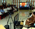 Shiv Sena office now virtually connected