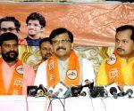 Sanjay Raut's press conference