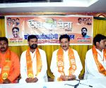 Shiv Sena's Working Committee Meeting
