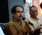 Uddhav Thackeray's press conference