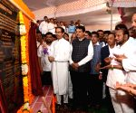 Kudal (Maharashtra): Mumbai Goa four way highway inauguration