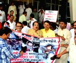Shivsena protest against Salman Khan