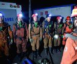 CHINA NINGXIA SHIZUISHAN GAS EXPLOSION DEATH