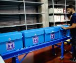 ISRAEL SHOHAM ELECTION PREPARATIONS