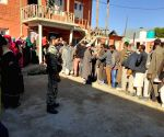 Shopian (J&K): 2019 Lok Sabha elections - Phase V - Voting underway