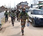 Security forces seize arms, ammo from militant hideout in J&K