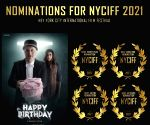 Anupam Kher bags Best Actor award for Happy Birthday at New York City International Film Festival