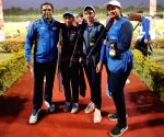 Shotgun World Cup: Women 'trap' silver, India finish with 2 medals