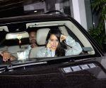 Shraddha Kapoor seen at Sunny Sound Juhu