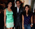 Shriya Saran at Raghavendra Rathore's Zoya Launch.