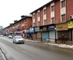 Traders-called protest shutdown affects life in Kashmir Valley