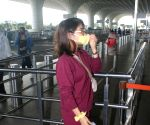 : Shweta Tripathi Spotted At Airport Departure