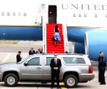 CAMBODIA SIEM REAP MICHELLE OBAMA RETURN