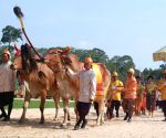 CAMBODIA-SIEM REAP-ROYAL PLOUGHING CEREMONY