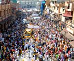 Nagar Kirtan' procession on the eve of 484th birth anniversary of Guru Ram Das