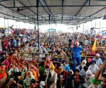 Yogi to address Kisan Sammelan in Lucknow