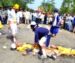 317 years of Khalsa - religious procession