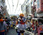Nagar Kirtan procession organised ahead of the birth anniversary of Guru Ram Das