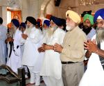 Prayer to avert clash between SGPC and HSGPC