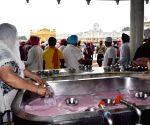 Martyrdom day of fifth Sikh Guru Arjan Dev