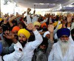 Amritsar:  Operation Bluestar - prayer meeting