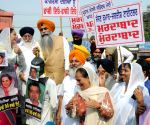 Sikhs demand justice for the victims of 1984 anti-sikh riots