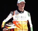 Hulkenberg to stand in for Perez at 70th Anniversary GP