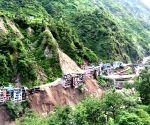 NEPAL SINDHUPALCHOWK LANDSLIDE