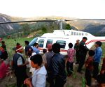 NEPAL SINDHUPALCHOWK EARTHQUAKE RELIEF AID