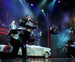 "The musical ""Grease"" in Singapore"