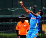 ACC Emerging Teams Cup competition India v/s Nepal in Singapore