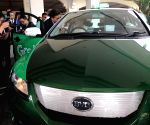 SINGAPORE CHINA BYD ELECTRIC TAXIS LAUNCH