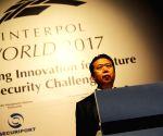 SINGAPORE-SINGAPORE-INTERPOL WORLD CONGRESS