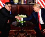 Trump, Abe hold phone talks over upcoming US-N. Korea summit