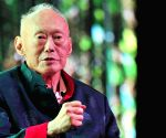 SINGAPORE-LEE KUAN YEW-CONDITION