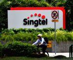 SINGAPORE SINGTEL NET PROFIT INCREASE