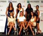 SINGAPORE-WTA FINALS-DRAW CEREMONY