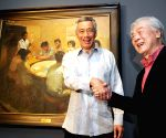 SINGAPORE NATIONAL GALLERY UNVEILING