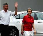 Singapore's ruling party wins general elections