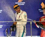 SINGAPORE-F1-SINGAPORE GRAND PRIX